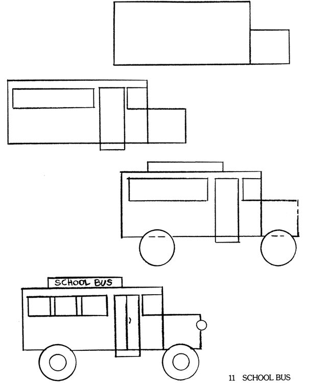 how to draw trucks cars and other cool things