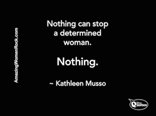 Nothing will stop me. ~ #SheQuotes #Quotes #courage #bravery #determination…