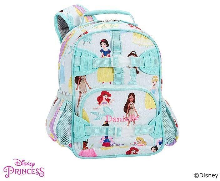 Mackenzie Pre K Backpack Aqua Princess With Images