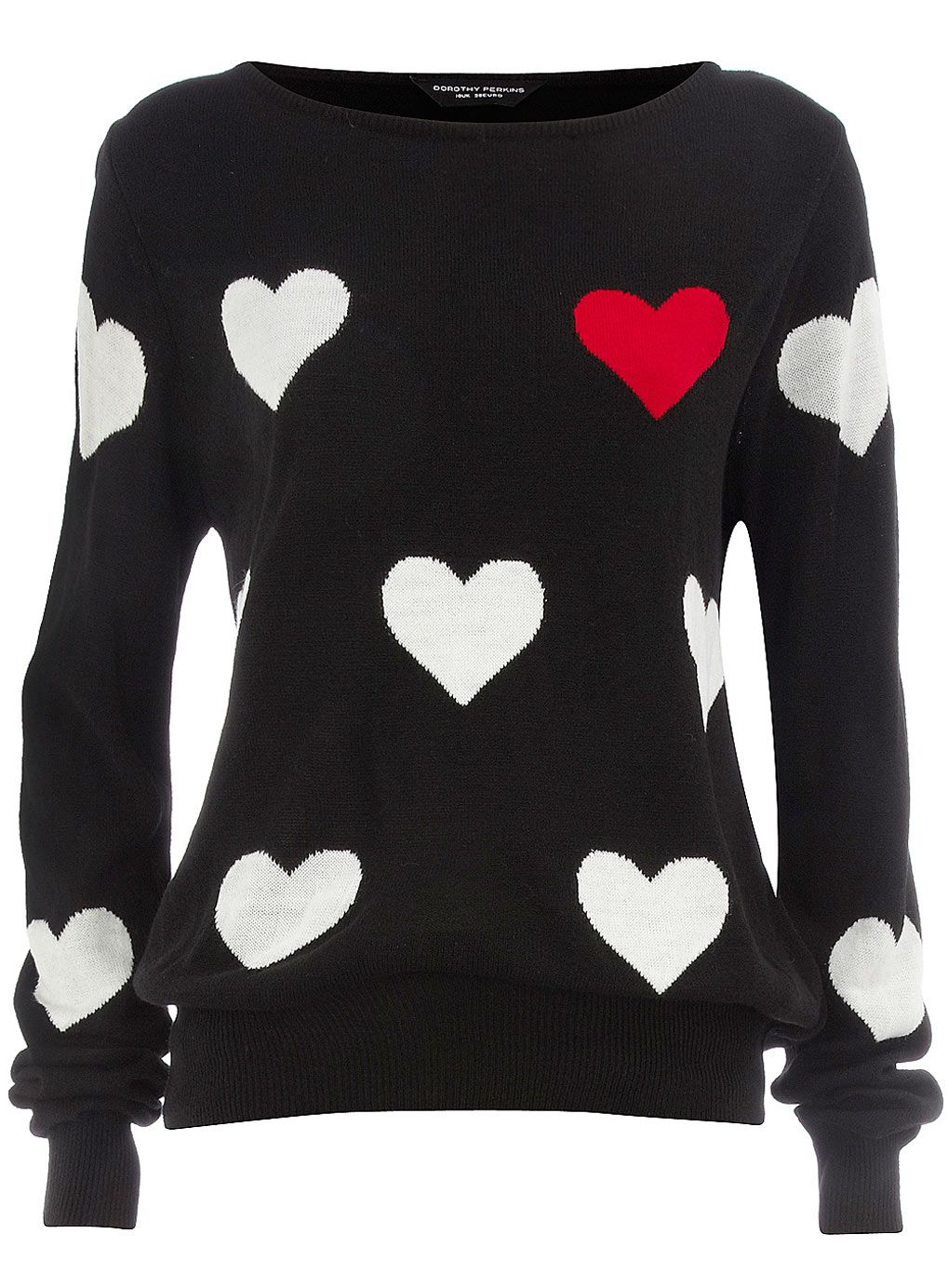 Heart sweater | Outstanding Outfits for Ordinary to Extraordinary ...