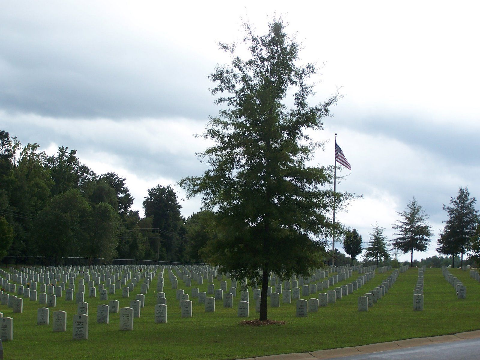 Florence National Cemetery - Florence, South Carolina