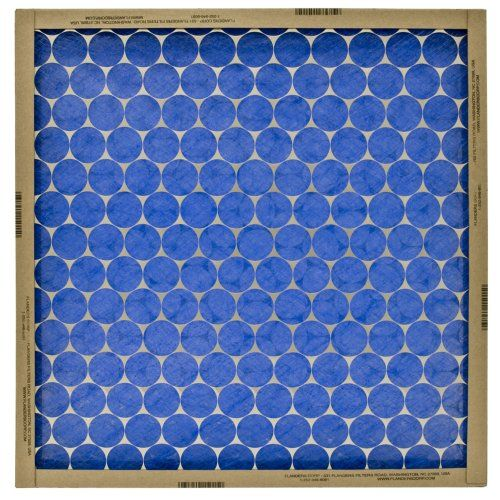 """precisionaire 10255.012020 furnace air filter 20""""x20""""x1"""" (pack of 12 ..."""