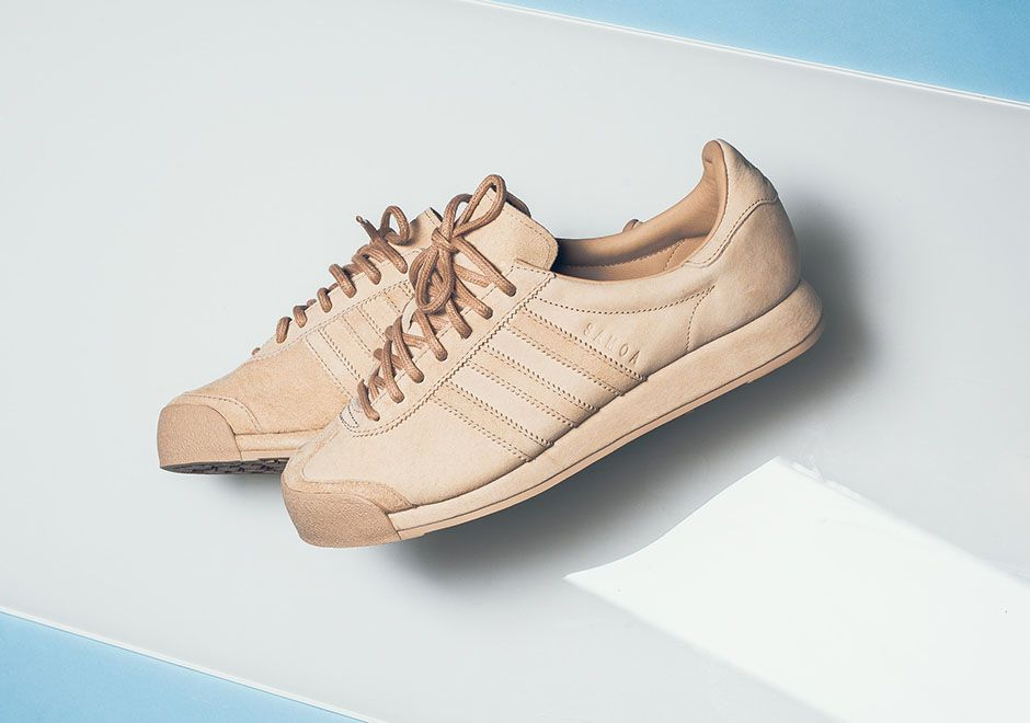 "The adidas Samoa Starts A Pivotal Summer With ""Pigskin"" Pack Page 2 of 3"