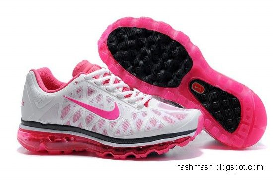Nike Shoes Design Pictures-Air Max Womens-Girls-Lady Unique Sports .