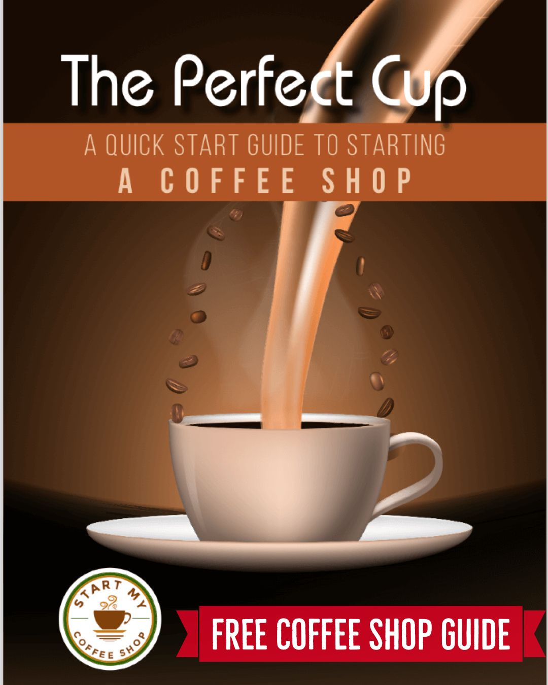 Have you considered starting a coffee shop? Download our