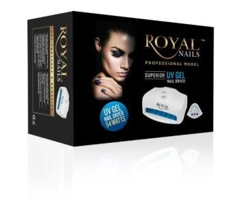 54 WATT ROYAL NAILS PROFESSIONAL UV LIGHT -$59.95 - A Frugal Chick
