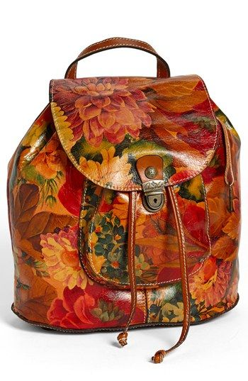 c7d1e9f6b83b0b Patricia Nash 'Casape' Backpack | Nordstrom | Purses in 2019 ...