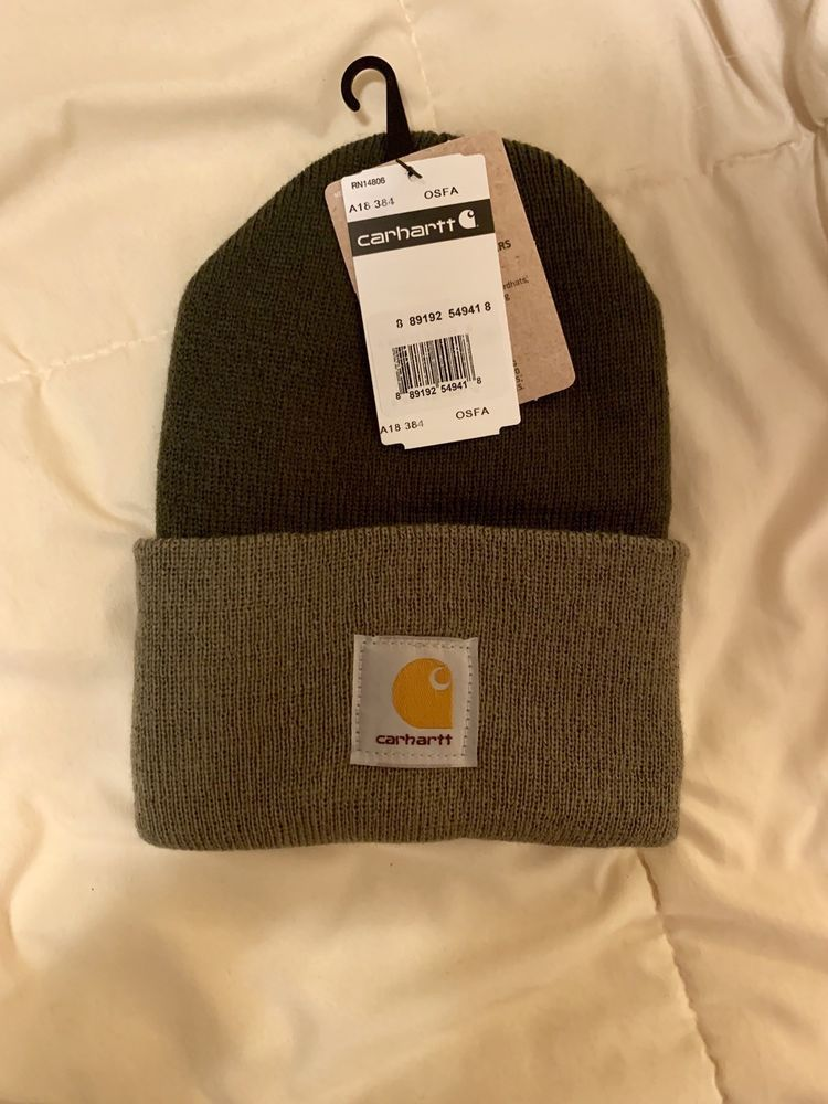 1af6823ce86 Carhartt Watch Cap Beanie Driftwood Dark Green Olive Hat NWT New A18 384   fashion  clothing  shoes  accessories  mensaccessories  hats (ebay link)