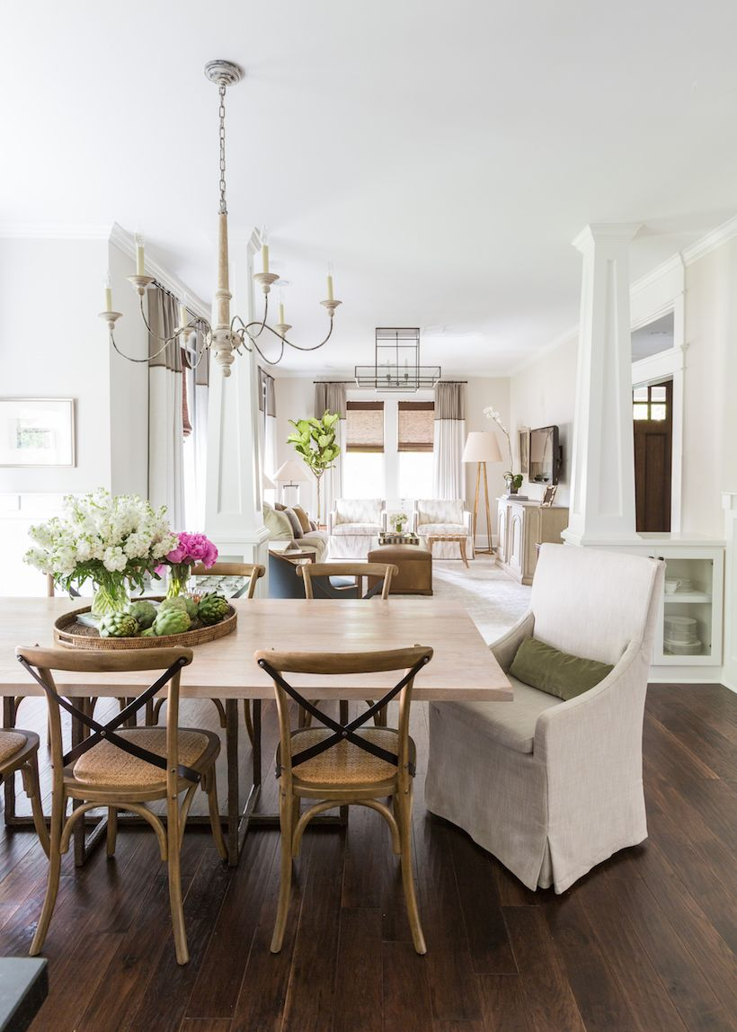 Marie\'s Timeless Craftsman Home | Pinterest | Restoration hardware ...