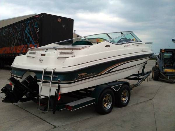 1999 Chaparral 2135 Sport Limited Edition Cuddy Cabin Bowrider Used Boats Boat