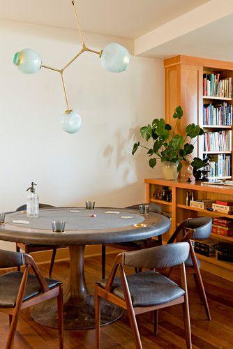 Oregon Coast Home - contemporary - family room - portland - Jessica