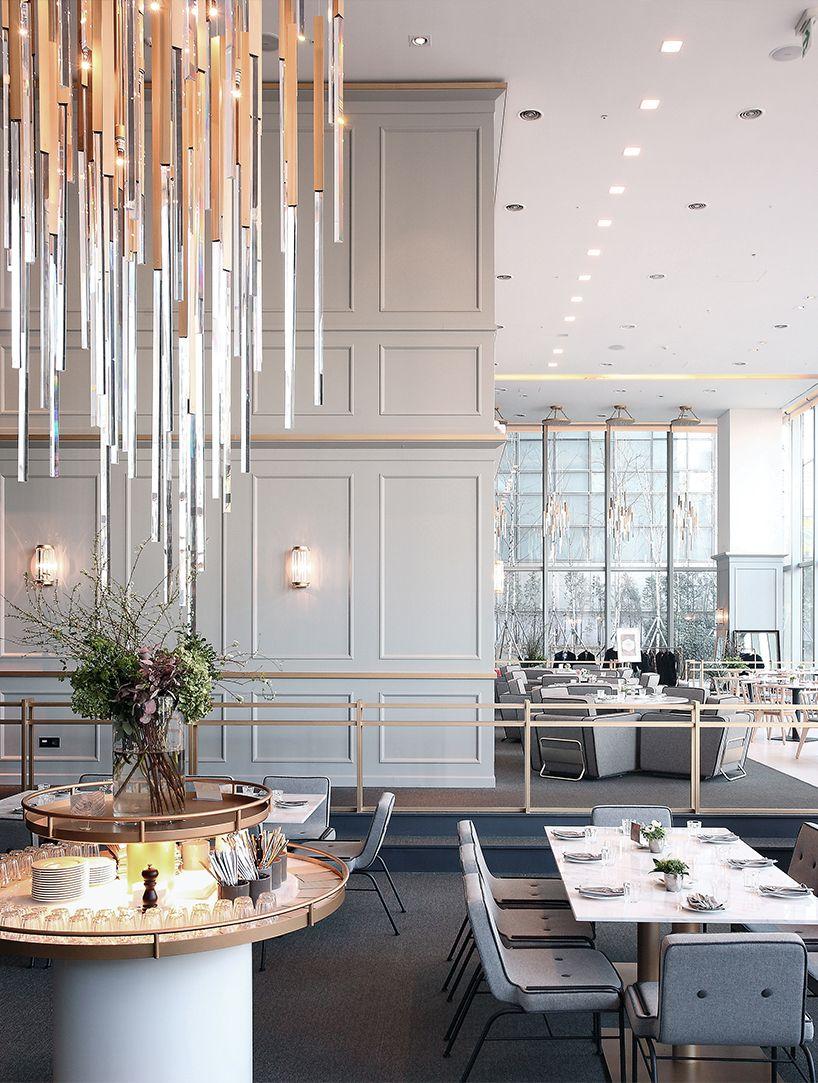 joongho choi bover restaurant seoul designboom | seoul | pinterest