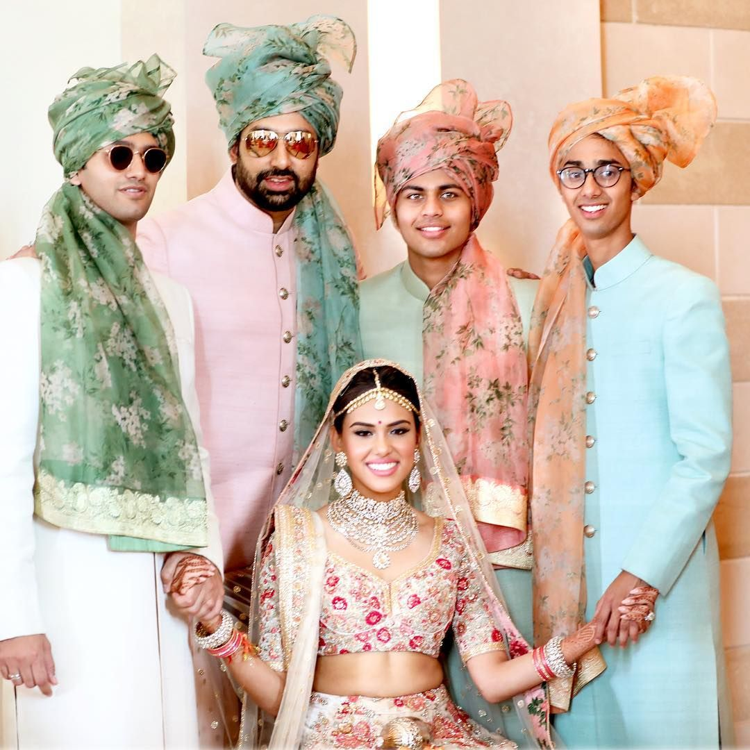 JUST IN: Floral Safas For The Boys! in 2019 | Indian Wear | Indian