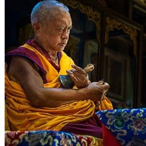 Lama Zopa Rinpoché (1946-20--) - Heruka, Initiation - 13-19 Juillet 2015 -
