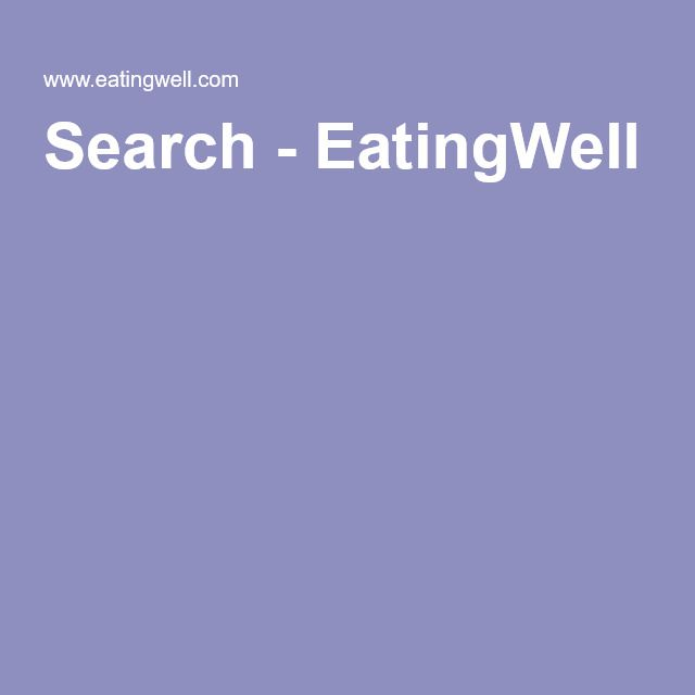 Search - EatingWell
