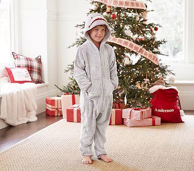 Shark Hooded Sleeper Hoods Pajamas Pottery Barn Kids