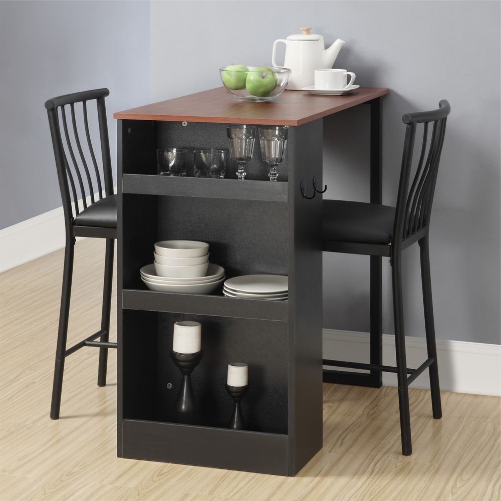 Small Rectangular Kitchen Dinette
