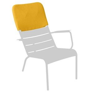 Luxembourg By Fermob Appui Tete Miel Patio Chairs Lounge Chair Outdoor Fermob
