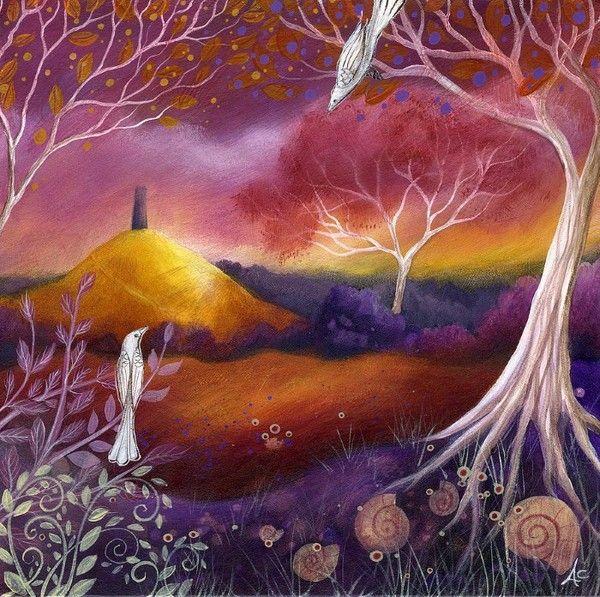 Amanda Clark art