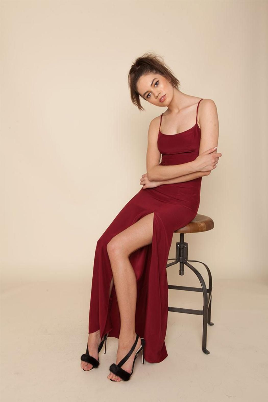 Stone cold fox christy gown red boutique highlights pinterest