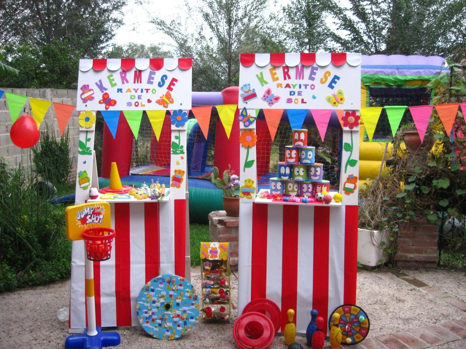 Decoracion kermes buscar con google kermese for Decoracion kermes mexicana