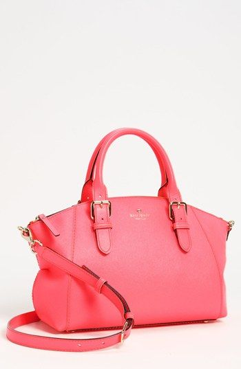 2536881cd0 kate spade new york 'charlotte street - small sloan' satchel Color - flo  coral