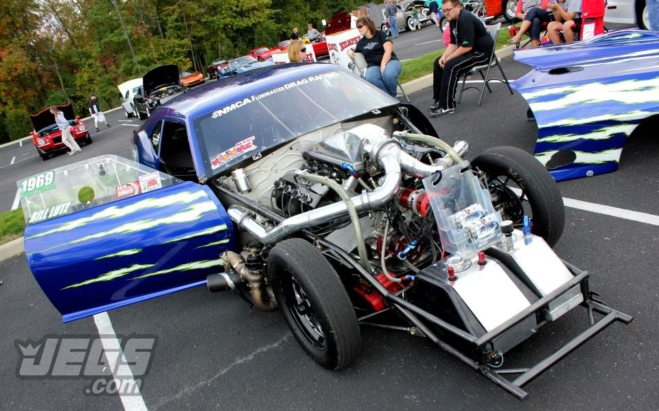 What do you think of this monster twin-turbo powered Bill LUTZ ...