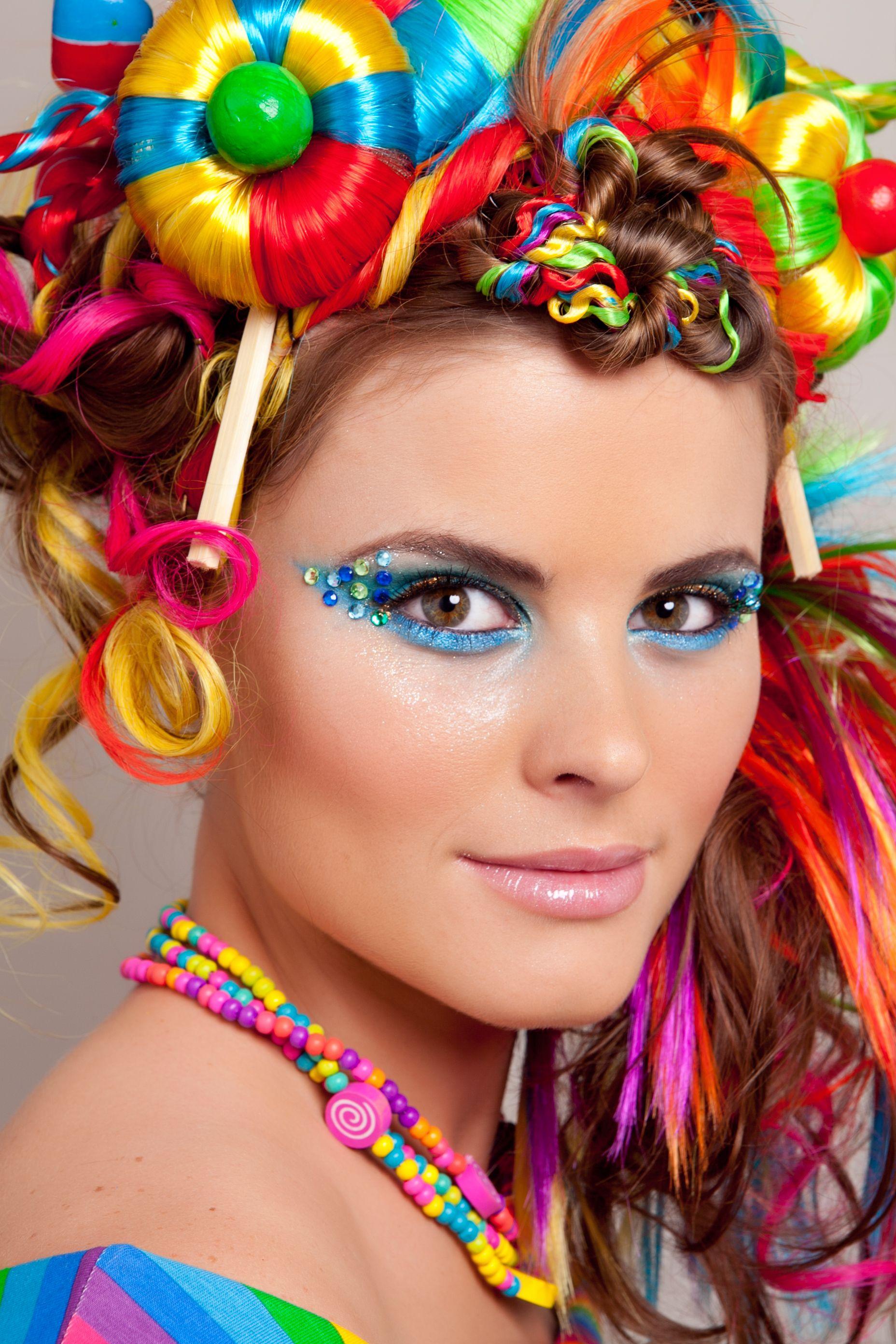 Diy Candyland Costume - Fantasia candylandhalloween costumescostume ideascandy