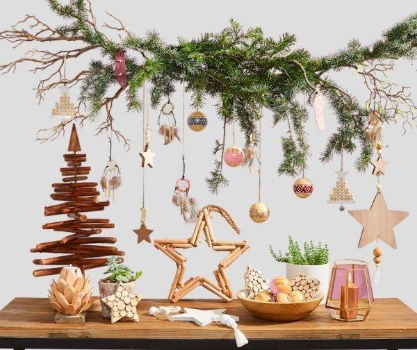 Les 7 Collections Deco Tendance Accessibles De Gifi Pour Noel 2018 Deco Noel Gifi Deco Noel Noel
