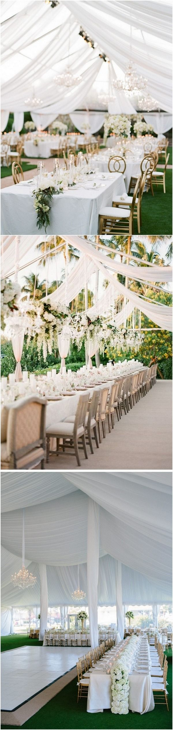Trending 20 Brilliant Wedding Reception Ideas With Draped Fabric For 2019 Page 2 Of 2 Oh Best Day Ever Tent Wedding Wedding Reception Decorations Wedding Decorations