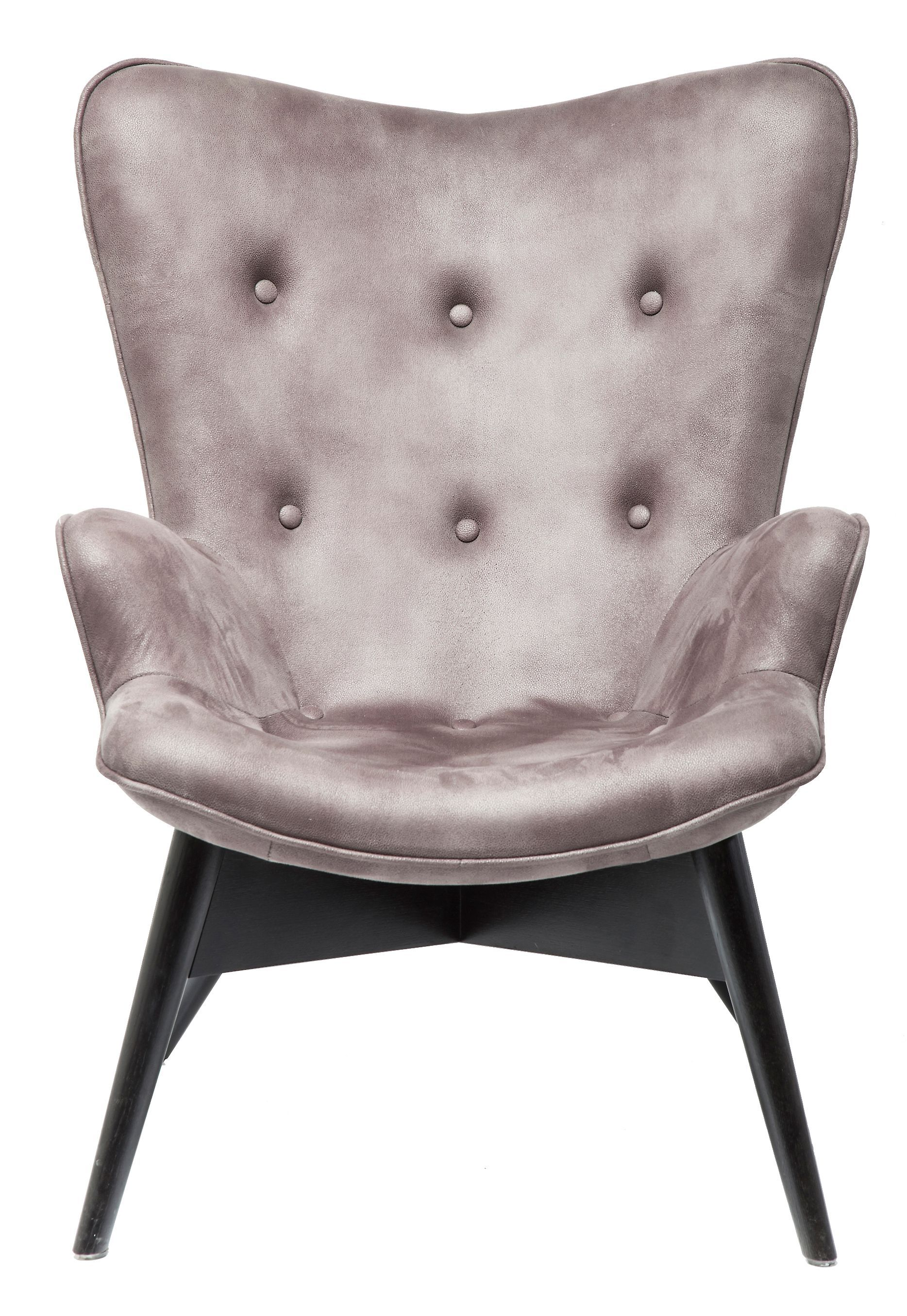 Sessel Angel Wings Grau Angels Wings Antracite Eco Fauteuil Kare Design For The Home