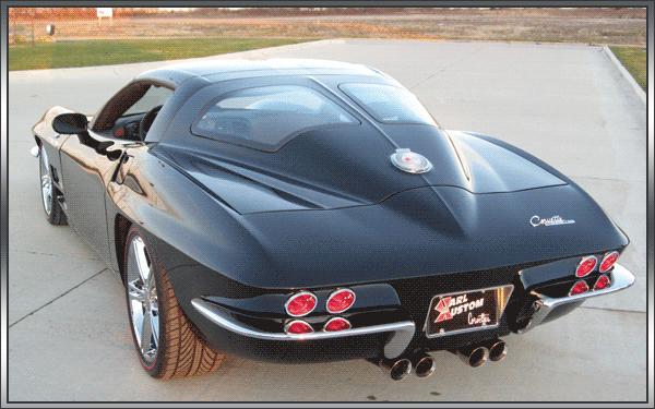 Classic Corvette #3