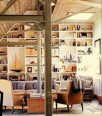 Awesome Attic Libraries - Decoholic