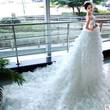 SO, SO PRETTY :) Luxury Bohemian Style Tube Top Backless Princess ...