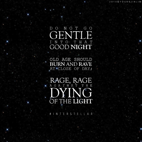 Do Not Go Gentle Into That Good Night Dylan Thomas Poem Paraphrase
