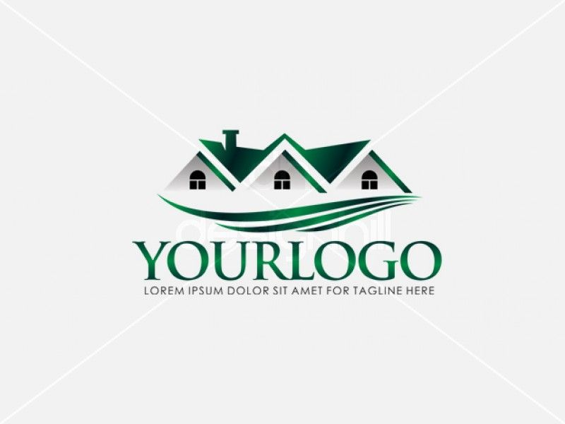 Superieur Three Custom Home Logo Design By Frank_einstein