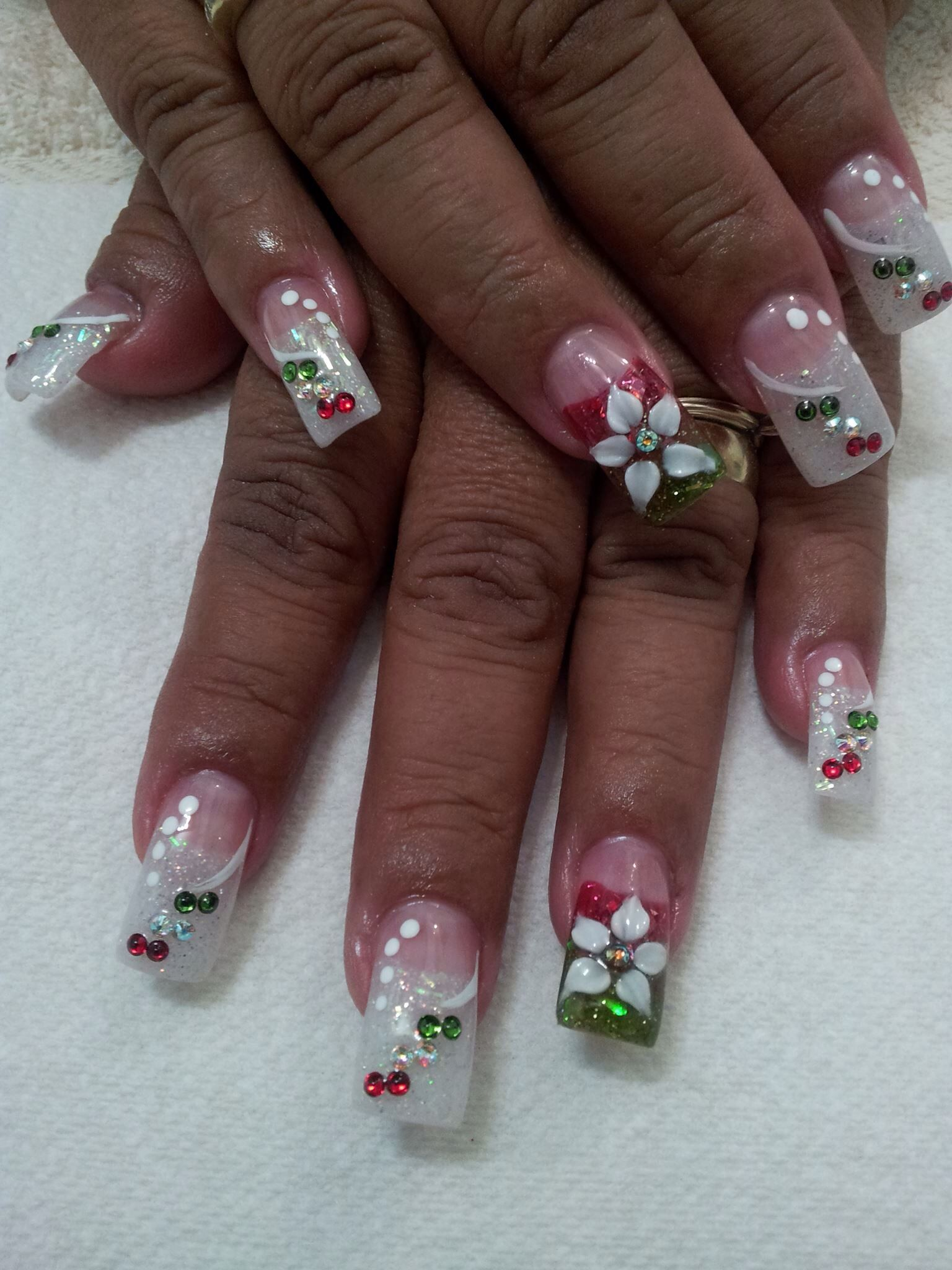 Uñas Decoradas Con Flores Secas Pin De Nelii Art En Mexicanas Nails Pinterest Uñas