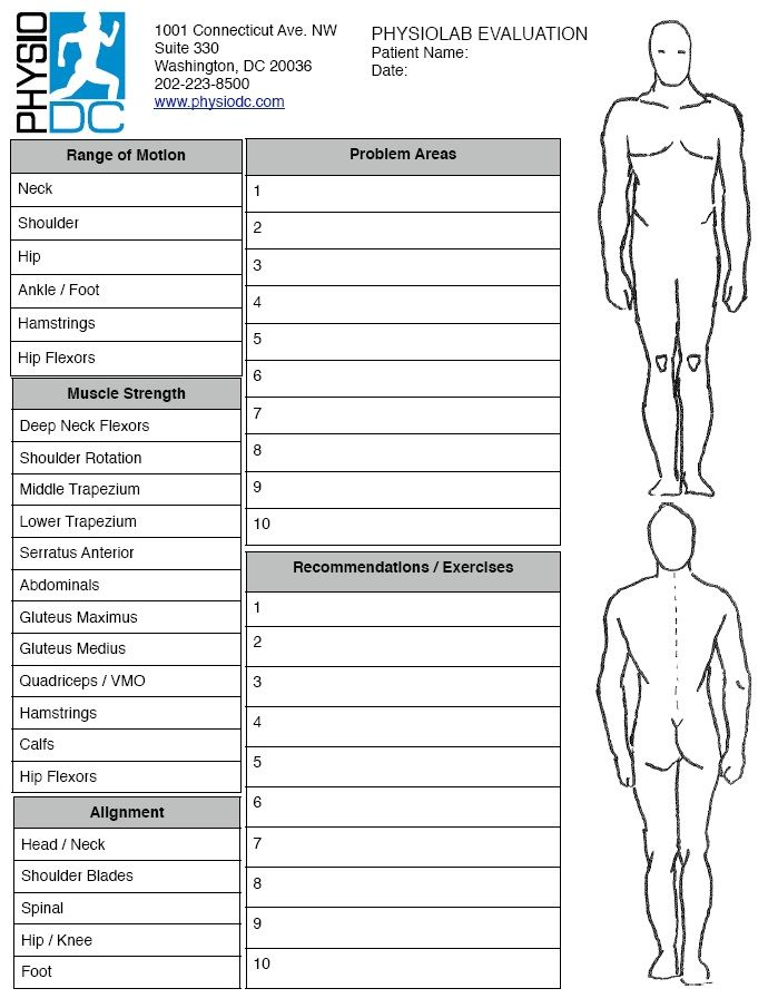 Unusual Physical Assessment Form Template Photos  Example Resume