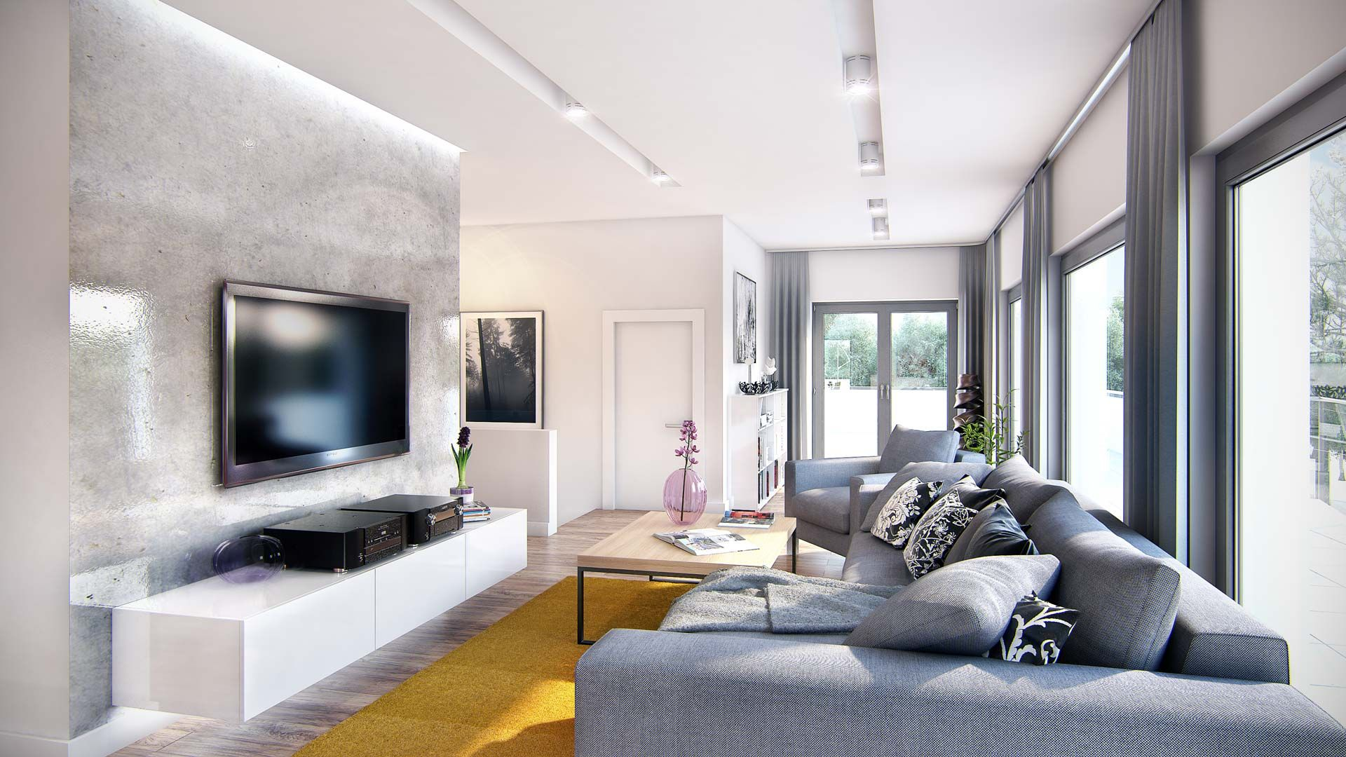 amazing modern apartments ideas | Amazing and Modern Apartments ...