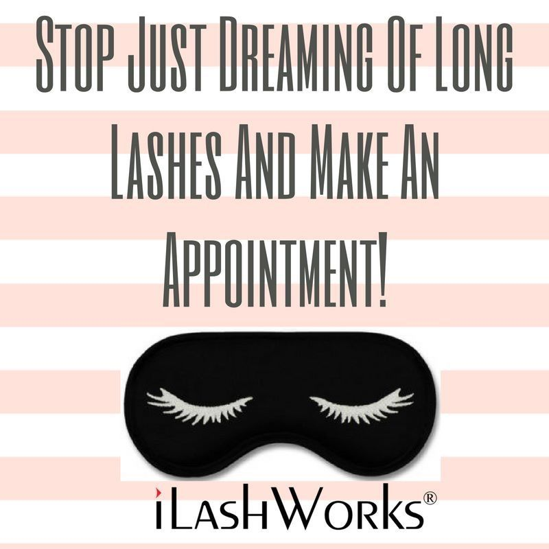 Dreaming Of Perfect Eyelashes Ilashworks Love Lashes Extensions