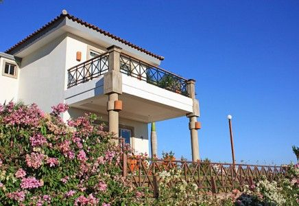 The Villa is completely furnished with all that a home needs.