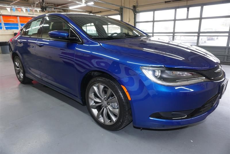 2015 Chrysler 200 S Chrysler 200 Bmw Car