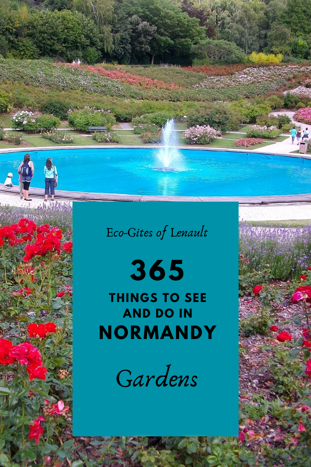 Gardens To Visit In Normandy France