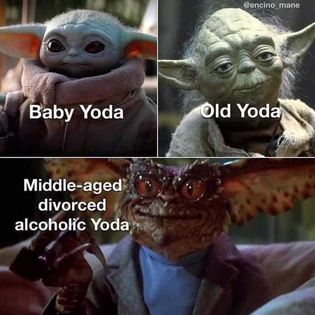 Imgur Com Yoda Funny Yoda Meme Star Wars Memes
