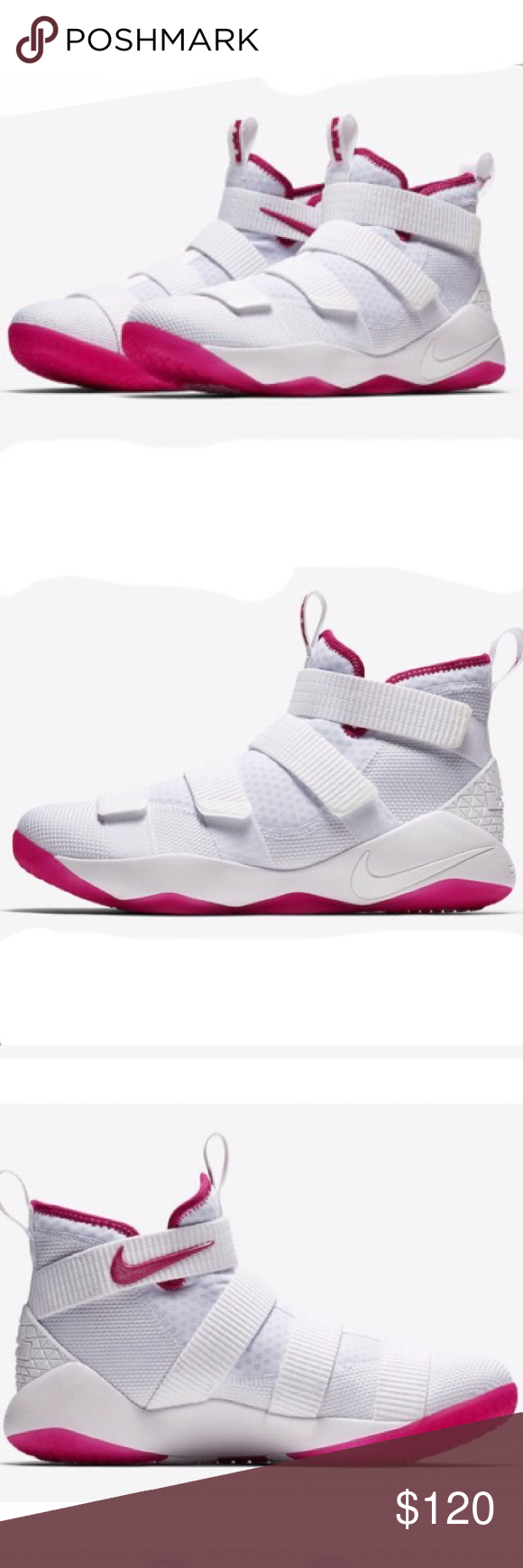 "size 40 39d41 74d46 NWT Nike Lebron Soldier XI ""Kay Yow"" Men's Shoes Please Make ..."