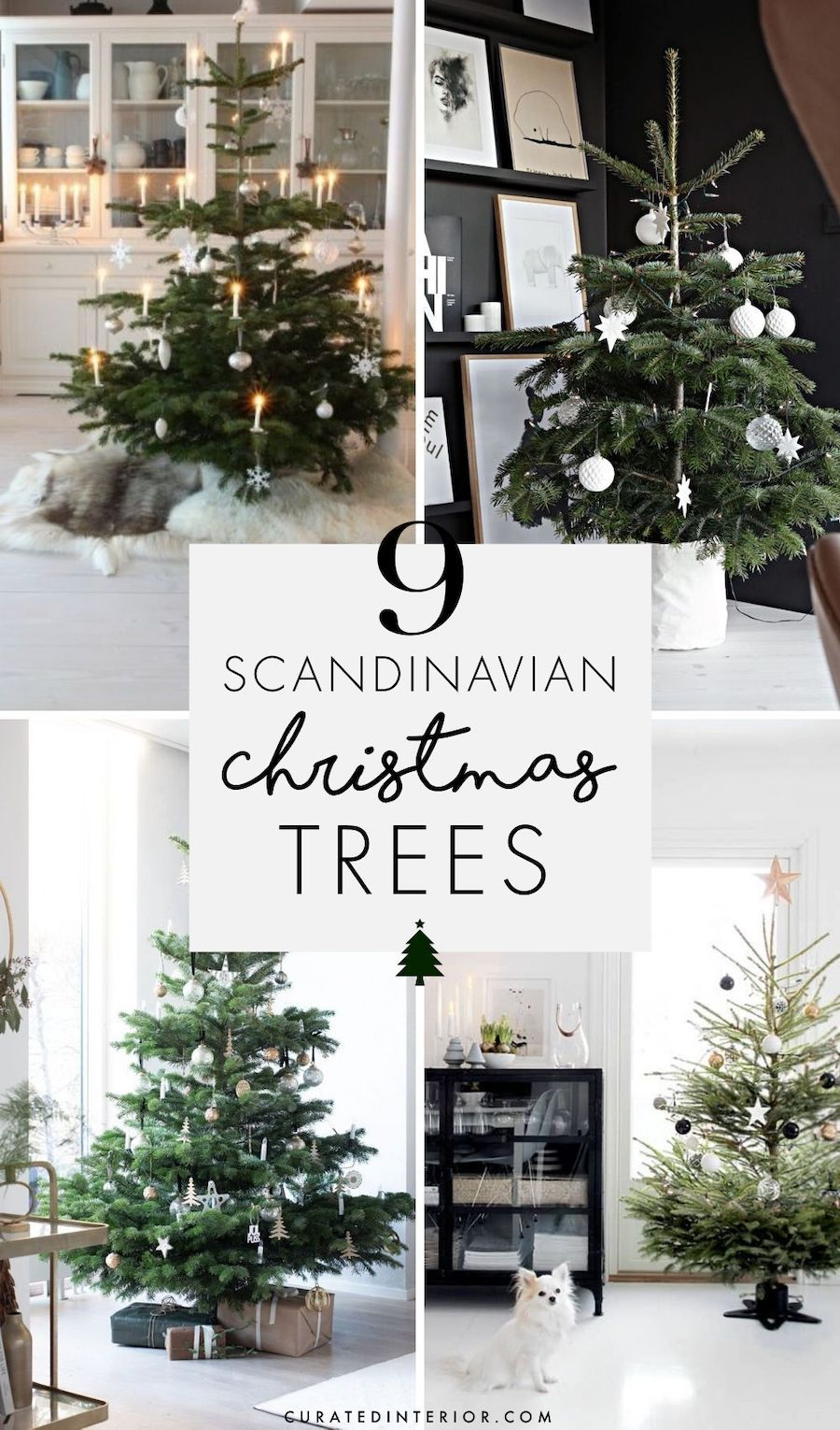 9 Scandinavian Christmas Tree Decor Ideas Scandinavian Christmas Trees Christmas Tree Decorations Scandinavian Christmas