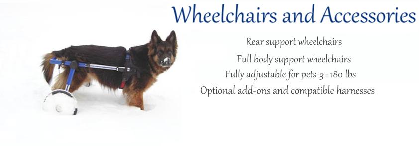 Dog Wheelchairs, Dog Carts, Handicapped Pets Canada Dog