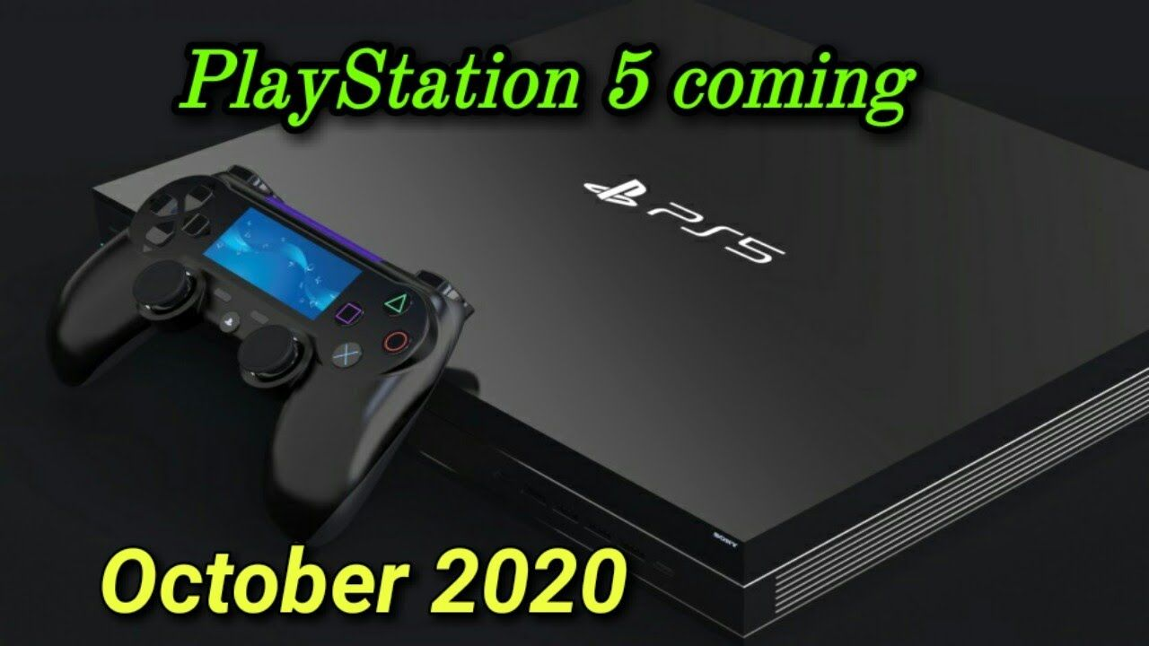 Playstation 5 Release Date Leak By Sony Ps5 Coming In October 2020 Point Of Interest Youtube In 2020 Playstation Playstation 5 Release Date