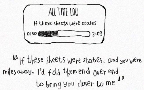 All Time Low Lyrics Weightless Tumblr