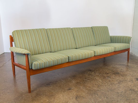 Teak Grete Jalk Sofa for France & Son | Products | Sofa ...
